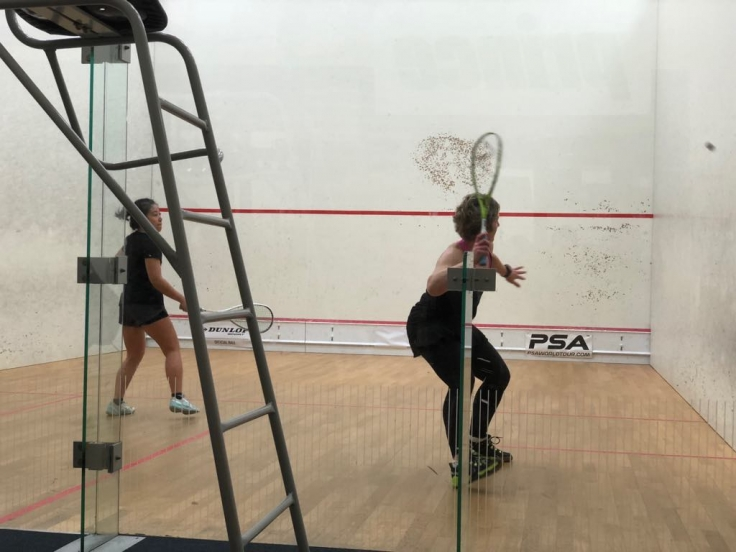 Welcome to the Inspire Net SquashGym Classic Open 2018!